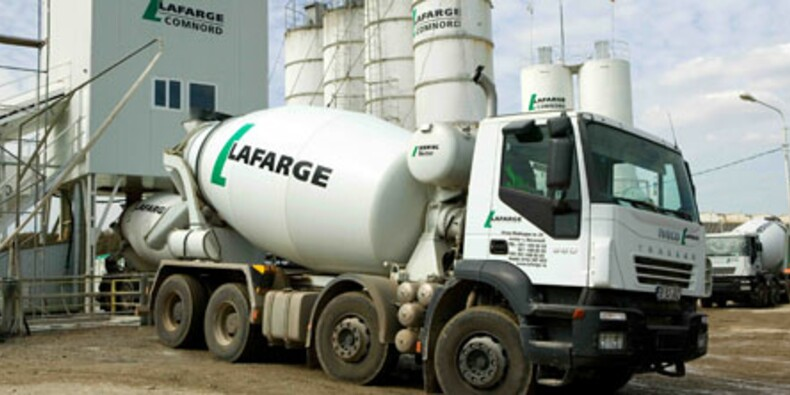Saint-Gobain et Lafarge s'envolent, Morgan Stanley en soutien