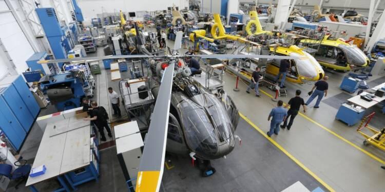 Airbus Helicopters vise un rebond des commandes pour 2015
