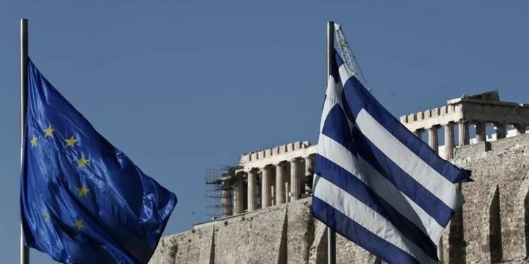 La zone euro pourrait prolonger de six mois l'aide à la Grèce