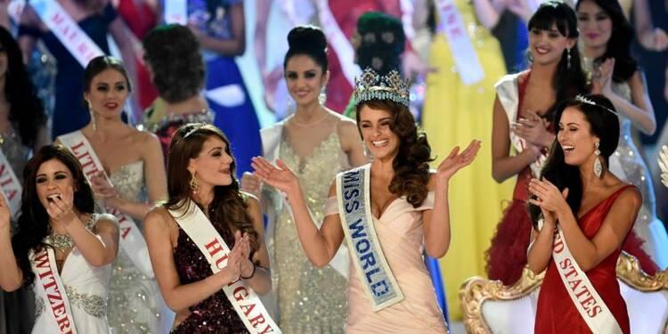 Une reine de beauté sud-africaine désignée Miss Monde 2014