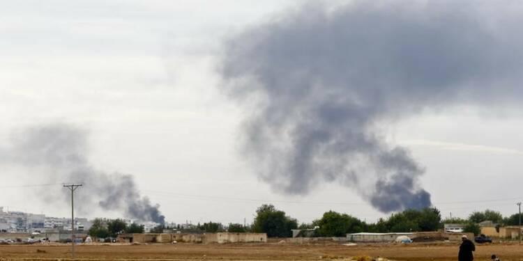 Intenses combats à Kobani, la Turquie exclut d'armer les Kurdes