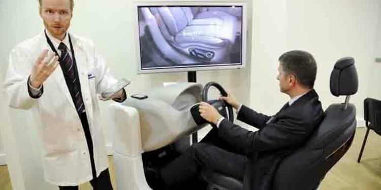 Les équipementiers auto français au top de l'innovation