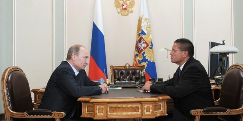 Le ministre russe de l'Economie veut assouplir la règle budgétaire