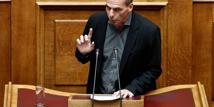 La Grèce va avoir besoin de restructurer sa dette, dit Varoufakis