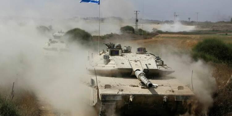 Retrait israélien et trêve à Gaza après un mois de conflit