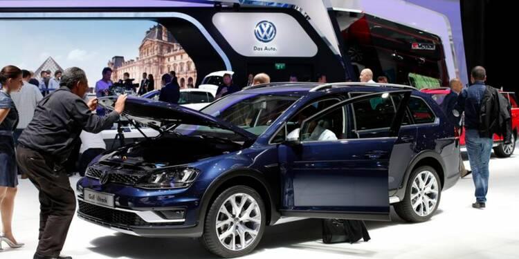 Volkswagen affiche des ventes en hausse de 3% en septembre