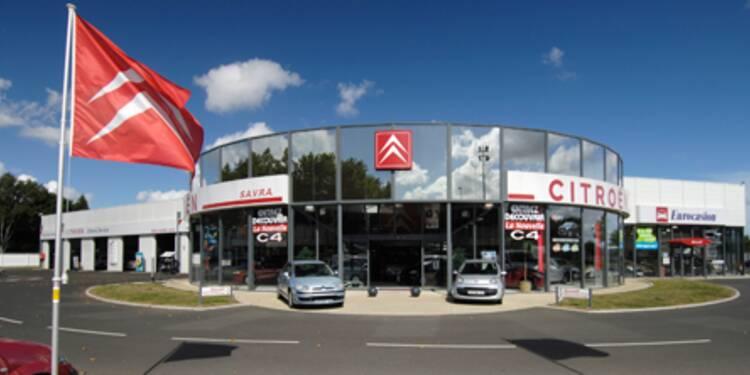 Les ventes de Renault et PSA s'effondrent en Europe