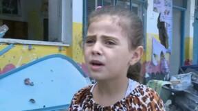 La rentrée des classes fait peur aux enfants de Gaza