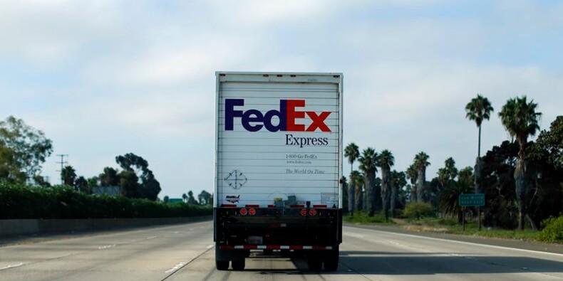 FedEx annonce un bénéfice inférieur aux attentes