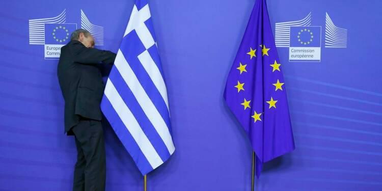 La Grèce favorable à un plan de réforme économique