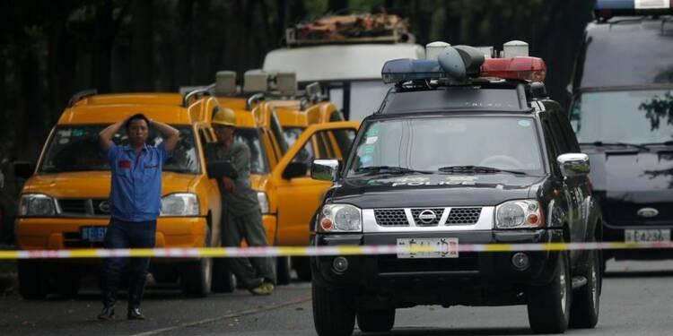Au moins 69 morts dans l'explosion d'une usine en Chine