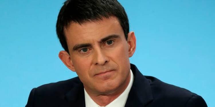 Valls dénonce les frontières invisibles entre jeunes et emploi