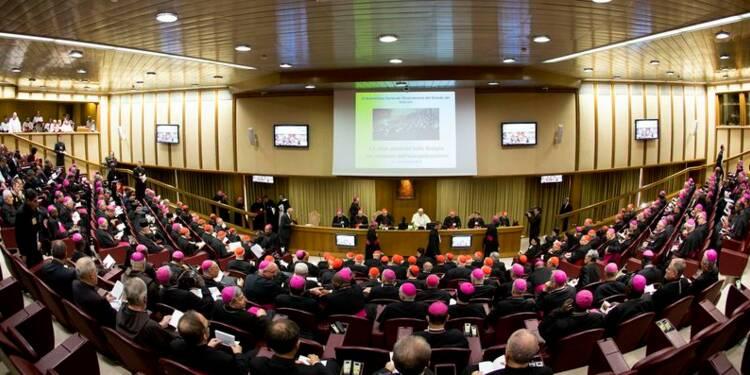 Au Vatican, le synode consacré à la famille entame ses travaux