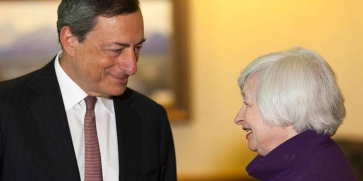 La BCE se tient prête à de nouveaux ajustements, dit Draghi