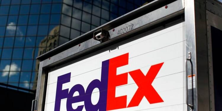 FedEx attend une fin d'année record grâce au commerce en ligne