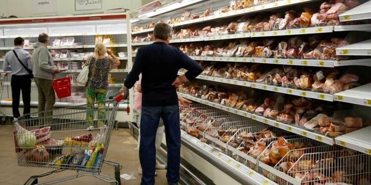 L'économie russe montre de nouveaux signes de faiblesse