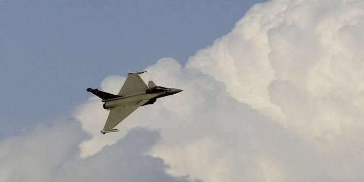 Premiers vols de reconnaissance français en Irak
