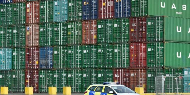 Le déficit commercial britannique s'est creusé en décembre