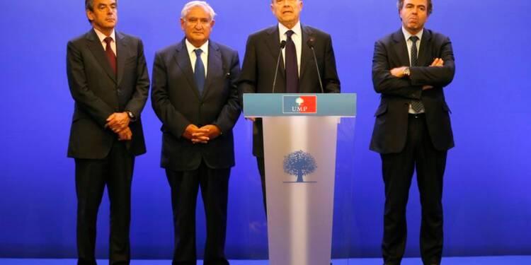 Austérité en vue à l'UMP, la dette à 74,5 millions d'euros
