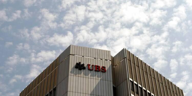 La caution d'UBS, indice sur le montant d'une éventuelle amende
