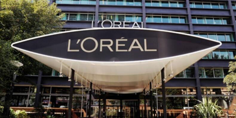 L'Oréal en tête du CAC 40, la consommation entourée
