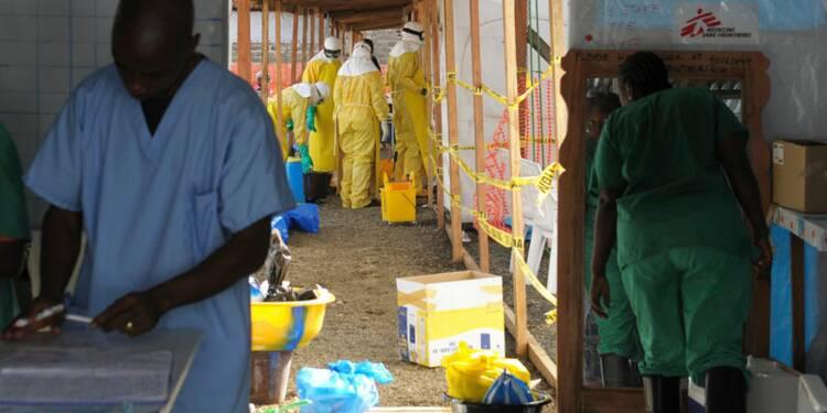 L'épidémie de fièvre Ebola a tué plus de 1.900 personnes