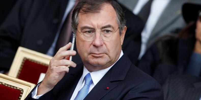 TF1 dément la mort du Martin Bouygues, PDG du groupe Bouygues
