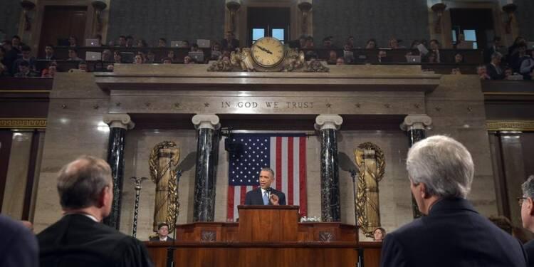 Barack Obama appelle le Congrès à aider les classes moyennes