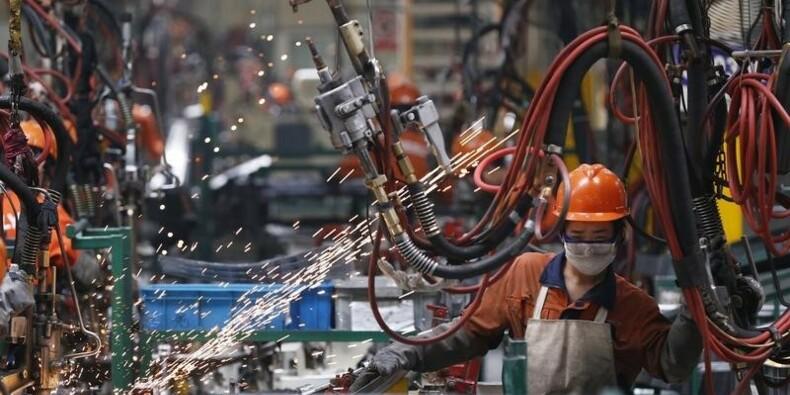 L'économie chinoise montre de nouveaux signes d'essoufflement