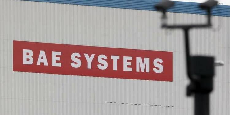 Contrat de 1,2 milliard pour BAE Systems avec l'armée américaine