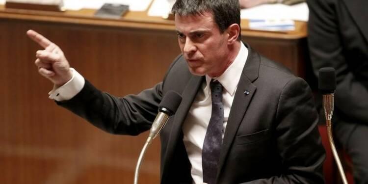 Manuel Valls fustige le nouvel antisémitisme et Dieudonné
