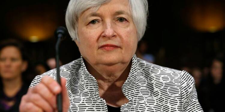 La reprise inachevée justifie l'action de la Fed, selon Yellen