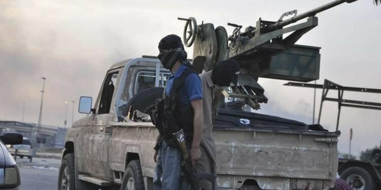 Hollande en Irak pour préparer une stratégie globale contre l'EI