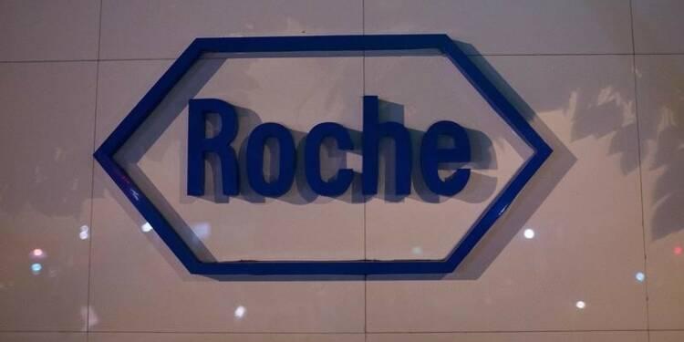 Roche confirme ses objectifs