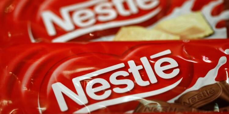 Nestlé envisage d'augmenter le temps de travail en Suisse