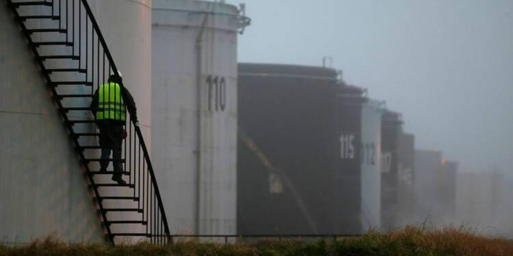 Total prévoit que le prix du brut reste faible au 1er semestre