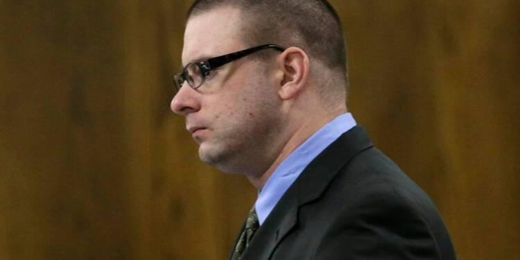 """Le meurtrier de l'""""American Sniper"""" condamné à perpétuité"""