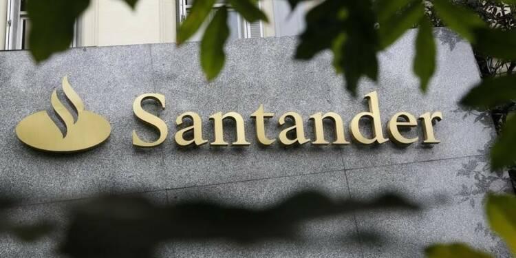 Santander bat le consensus et réduit les provisions sur créances