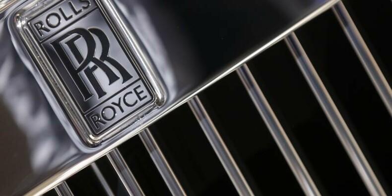 Rolls-Royce supprime 2.600 postes, change de directeur financier