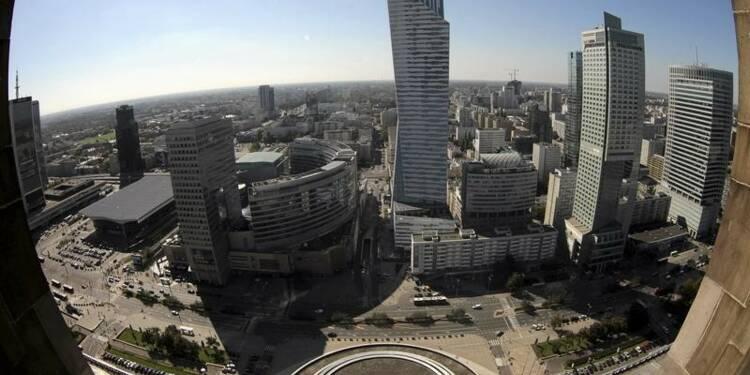 La croissance en Europe centrale reste soutenue