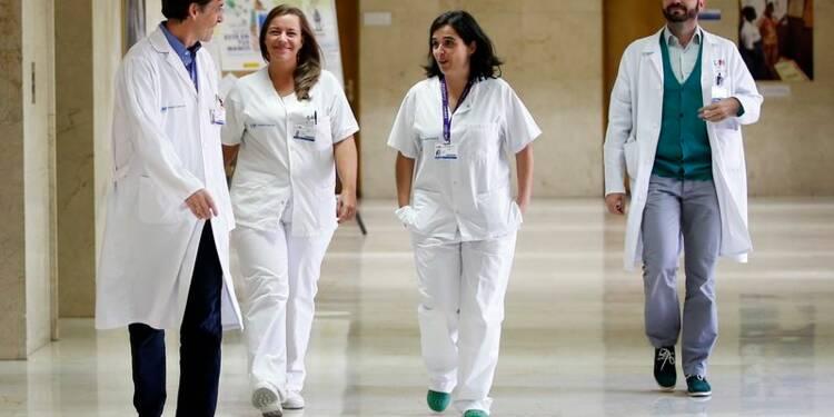 L'aide-soignante espagnole contaminée par Ebola déclarée guérie