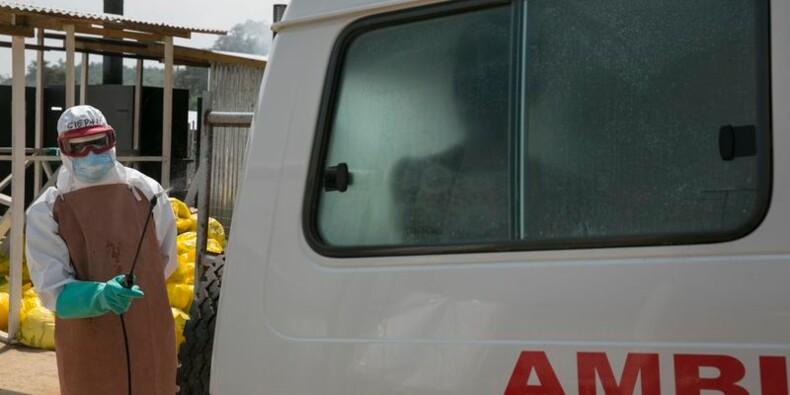 Plus de 20.000 cas d'Ebola et près de 8.000 morts, selon l'OMS