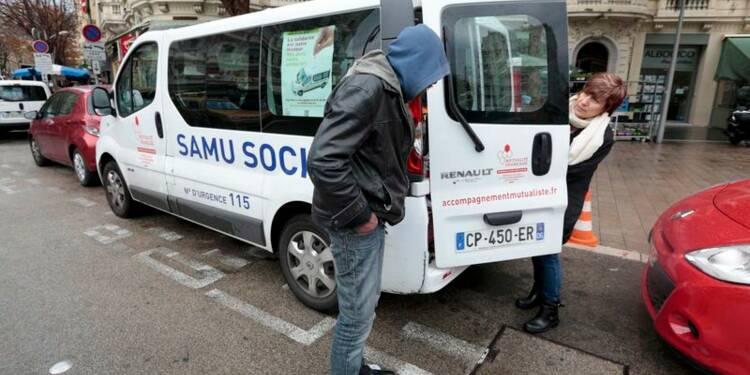 """Le décès de six SDF rouvre le débat sur le """"mal-logement"""""""