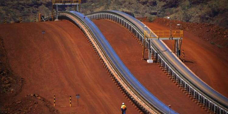 Rio Tinto augmente le dividende malgré la baisse des prix