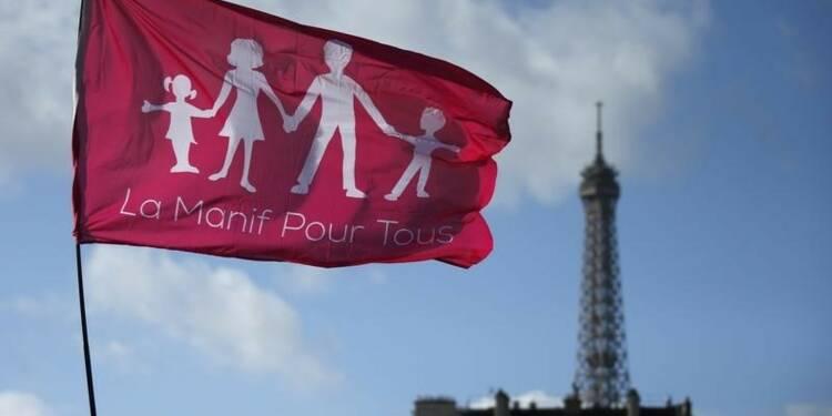 Un tiers des Français proches de La Manif pour tous, selon Ifop