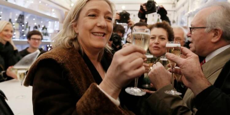 2014, l'année Marine Le Pen dans l'arène politique