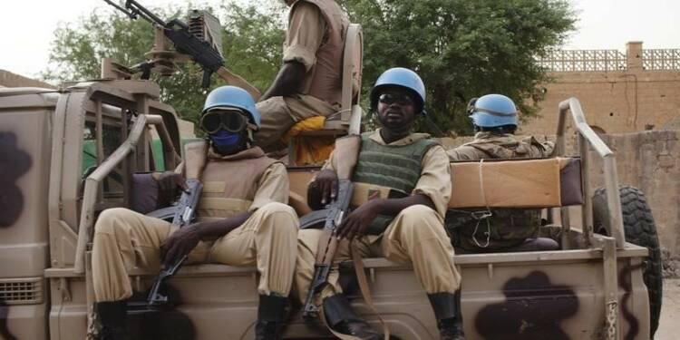 Deux casques bleus tués dans un attentat suicide au Mali