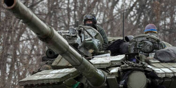 Combats à Debaltseve, Kiev ne veut pas retirer ses armes lourdes
