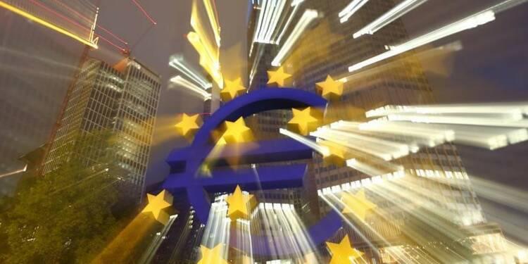 Les perspectives de croissance de la zone euro abaissées