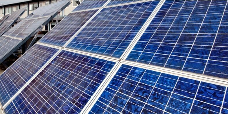 Energie solaire : ça chauffe pour deux pontes d'EDF